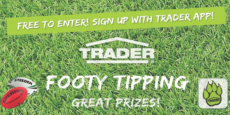 TRADER Footy Tipping is back for 2020