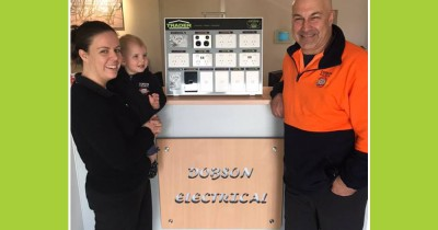 Dobson Electrical - New Partners in Ulverstone, Tasmania!