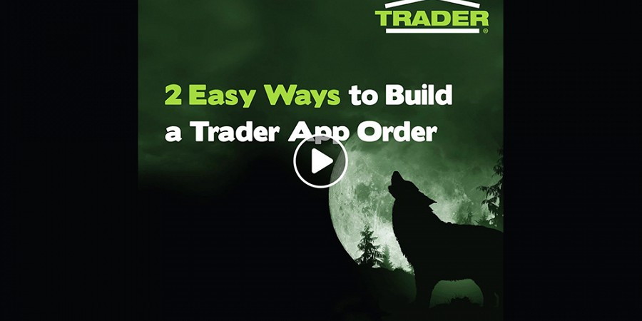 How to Build a Trader App Order